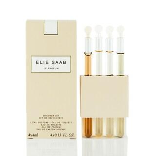 Elie Saab Discover Women's 4-piece Mini Gift Set