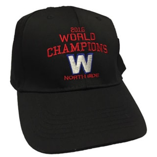 Encore 2016 Chicago Baseball Champions Cap