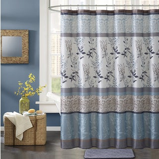 Madison Park Moraga Shower Curtain - Free Shipping On Orders Over ...