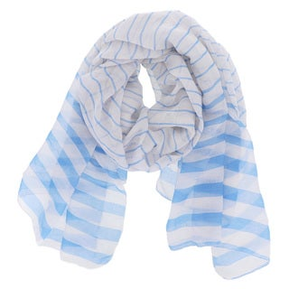 LA77 Striped Scarf