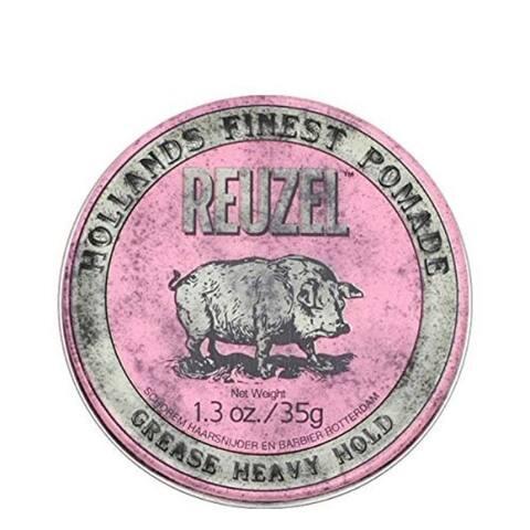 Reuzel Pink Pomade Heavy Grease 1.3 oz