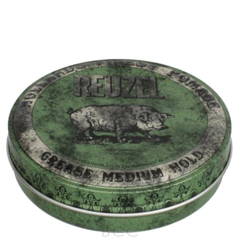 Reuzel Green Pomade Grease 1.3 oz