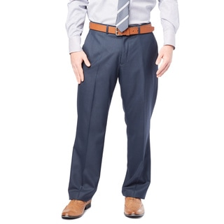 Kenneth Cole New York Slim Fit Navy Stripe Suit Separates Pant