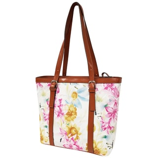 Bueno of California Printed Tote Bag