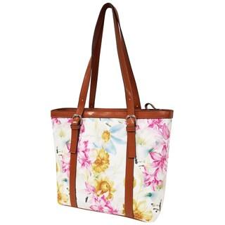 Bueno of California Printed Tote Bag