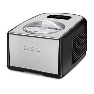 Cuisinart Ice 100 ICE100FR Compressor Ice Cream Maker (Refurbished)
