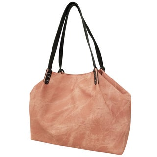 Bueno of California Stone-washed Tote Bag
