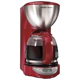 Hamilton Beach 49756C Programmable 12 Cup Coffee Maker