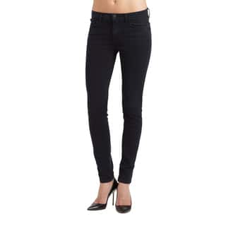J Brand Women's 811 Mid Rise Skinny Black Jeans|https://ak1.ostkcdn.com/images/products/14340105/P20917672.jpg?impolicy=medium