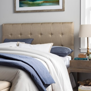 Humble + Haute Stratton Full Size Brown Upholstered Headboard