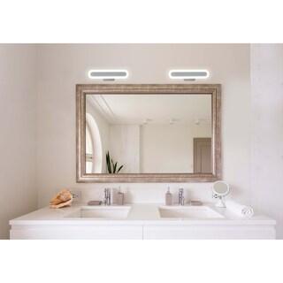 VONN Lighting VMW12020AL Procyon 21-inch LED Bathroom Light in Silver