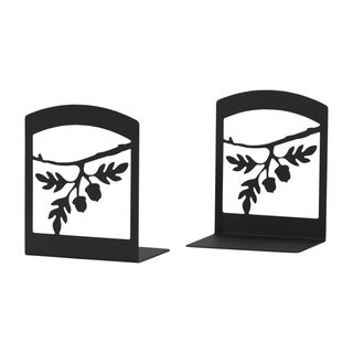 BE-93-VWR Wrought Iron Bookends