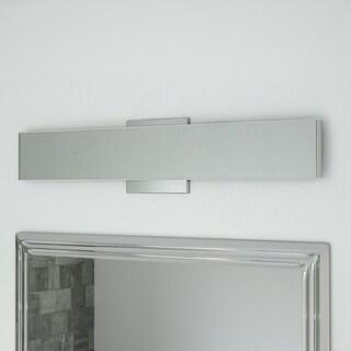 VONN Lighting VMW16810AL Wezen 24-inch LED Bathroom Light - Silver