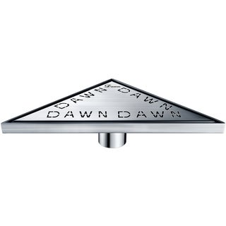 Dawn Dawn Series - Triangle Shower Drain