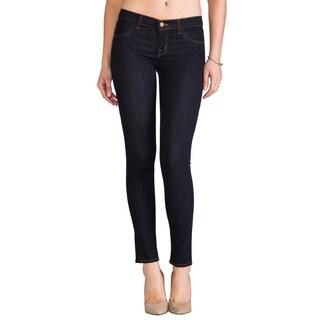 J Brand Women's Mid Rise Super Skinny Jeans
