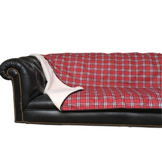 Holiday Pet Furniture Throw