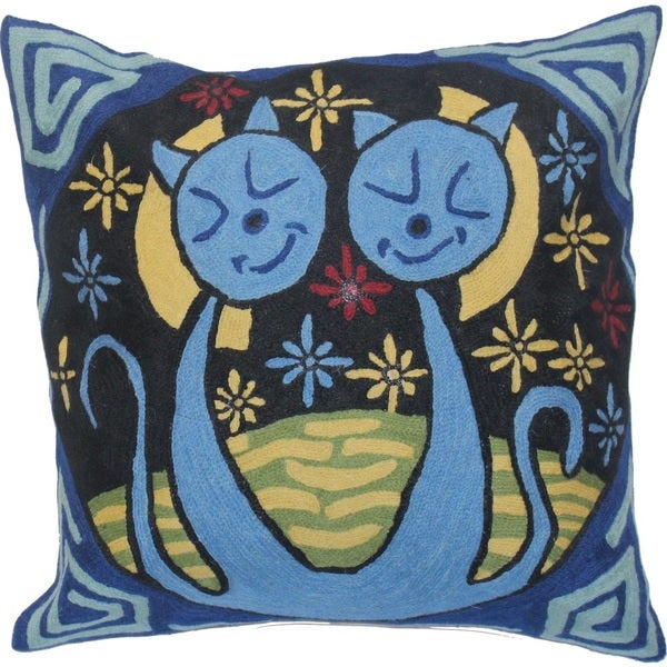 Love Story Pillow Cover