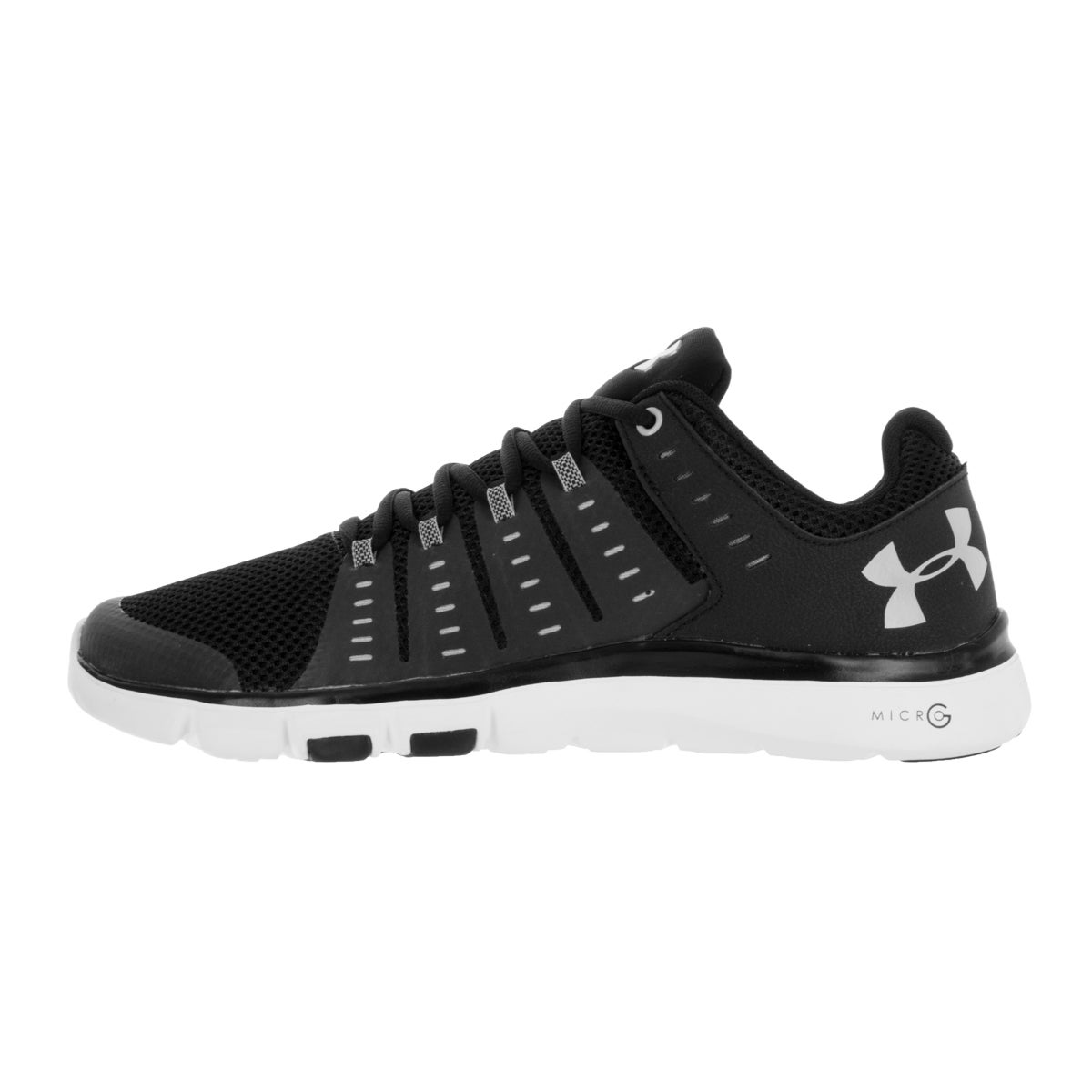 huge selection of d9adf dedf4 Under Armour Men's UA Micro G Limitless Tr 2 BlackTraining Shoe