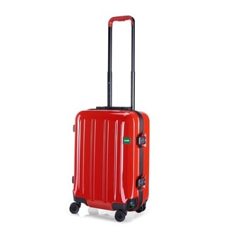 Lojel Novigo 21.5-inch Small Hardside Carry-on Upright Spinner Suitcase
