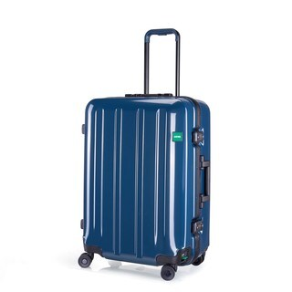 Lojel Novigo 26-inch Medium Hardside Upright Spinner Suitcase