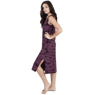 Women's Tie Dye Organic Cotton Summer Dress