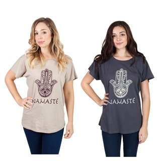 Your Favorite Organic Namaste at Home Tee (Nepal)