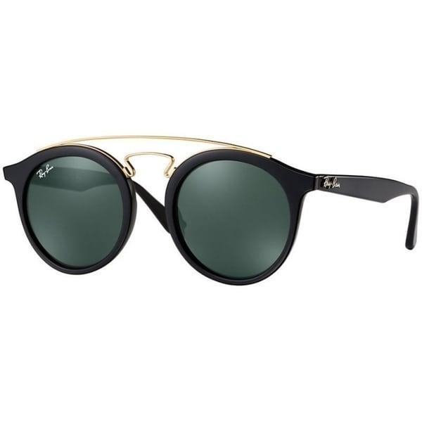 220f05dc20 Ray-Ban RB4256 601 71 Gatsby I Black Frame Green Classic 49mm Lens  Sunglasses