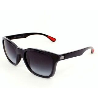 Ray-Ban RB4197 60068G Grey/Black Frame Grey Gradient 56mm Lens Sunglasses