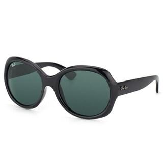 Ray-Ban RB4191 601/71 Black Frame Green Classic 57mm Lens Sunglasses