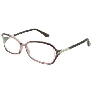 Tom Ford Readers TF5206 Women's Purple Frame Rectangle 55 mm Reading Glasses