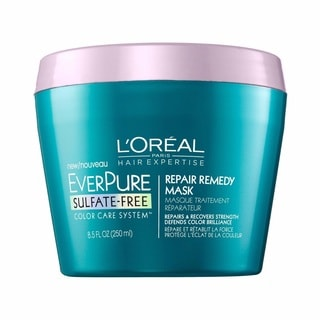 L'Oreal Paris Hair Care Expertise Everpure Repair and Defend Rinse Out Mask, 8.5 Fluid Ounce
