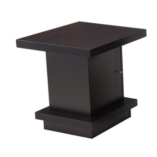 Simmons 7120-47 Brown Driftwood End Table