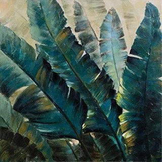 Sway in the Tropics I Original Hand Painted Wall Art