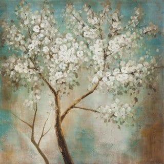 Tree In Bloom Original Hand Painted Wall Art