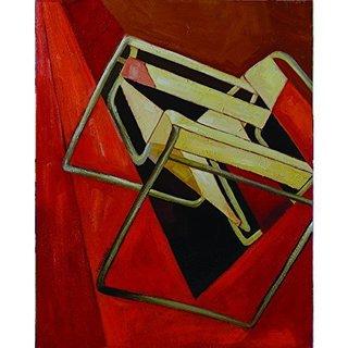 Wassley Chair II Original Hand Painted Wall Art