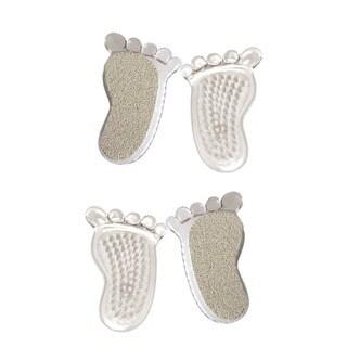Foot-Shaped Nail Brush