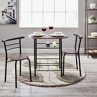 Simple Living 3-piece Bistro Set