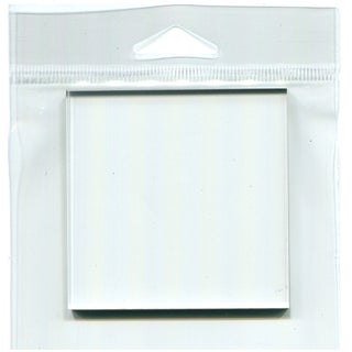 Joggles Clear Acrylic Stamp Mount 3X3-3X3