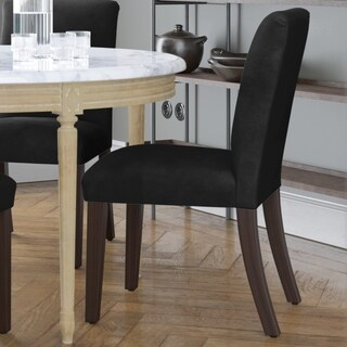 Skyline Furniture Custom Dining Chair in Velvet