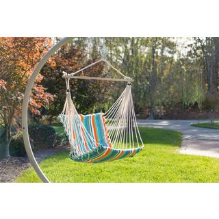 Castaway Single Cushioned Swing