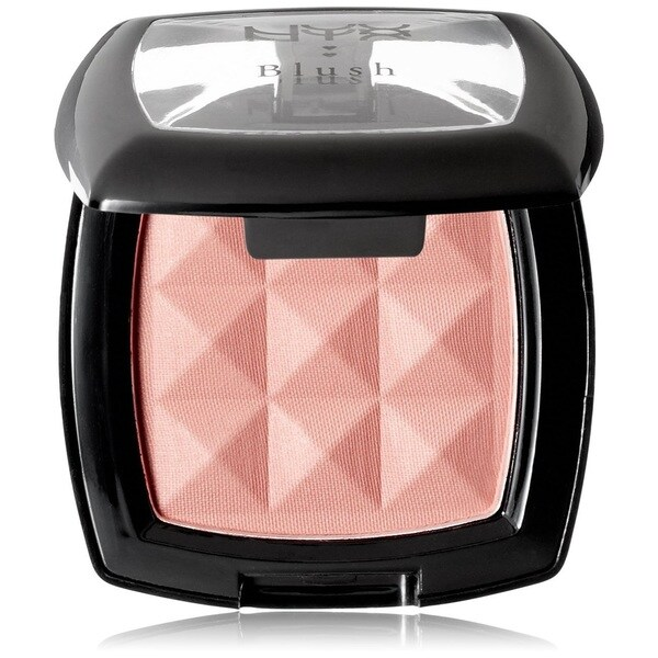 Shop NYX Cosmetics Powder Blush Mauve
