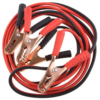 12-foot Jumper Cables Stalwart with Storage Case (2 options available)