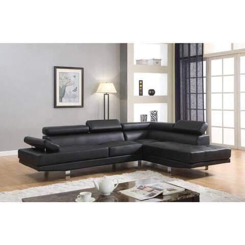Buy Black Living Room Furniture Sets Online at Overstock | Our Best ...