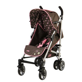 Dream on Me Mia Moda Browny Rose Fiore Stroller