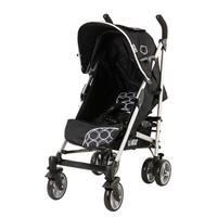 Dream on Me Mia Moda Cercle Noir Fiore Black Stroller