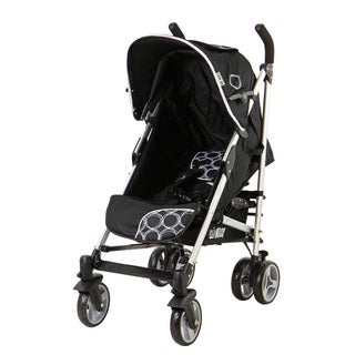 Dream on Me Mia Moda Cercle Noir Fiore Black Stroller