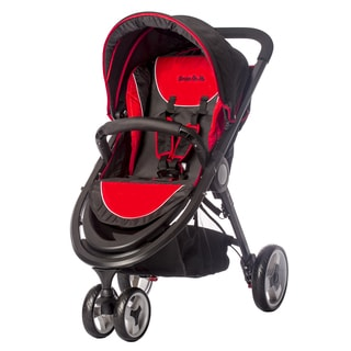 Dream on Me Venus Red Ultra Stroller