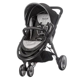 Dream On Me Venus Grey Fabric Ultra-stroller