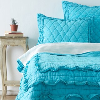 Casey Teal Quilt