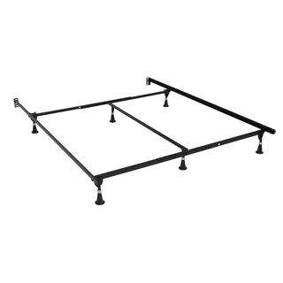Atlas-Lock Keyhole Glide Bed Frame (Queen/Cal King/King)
